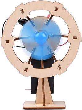 B Blesiya Juego de Ventilador de Refrigeración Herramienta Didáctica para Ayudas de Enseñanza de Experimentación de Ciencia de Niños: Amazon.es: Juguetes y juegos