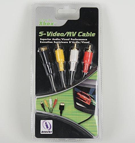 XBOX S-VIDEO & AV 2-IN-1 CABLE