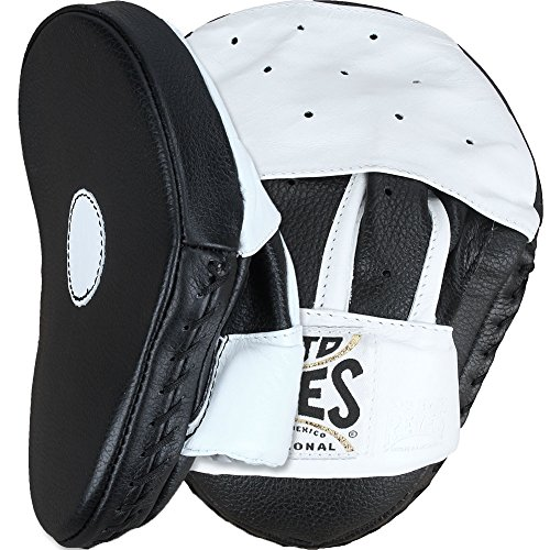 Cleto Reyes Curved Punch Mitts Black