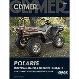 Clymer Polaris Sportsman 600, 700 & 800 (2002-2010) consumer electronics Electronics