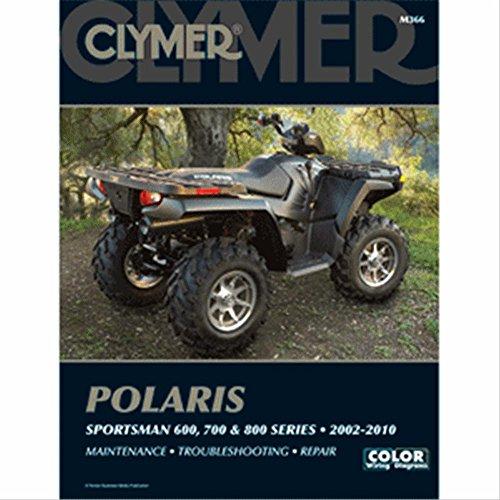 Clymer Polaris Sportsman 600, 700 & 800 (2002-2010) consumer electronics Electronics by WorldBrandz