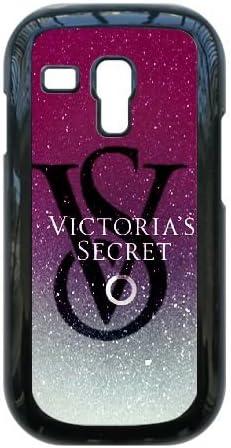 Samsung Galaxy S3 Mini i8190 Cell Phone Case Black Victoria Secret Pink Brand Logo Case Cover E5E697695: Amazon.es: Electrónica