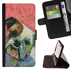 - MLB Baseball - - Premium PU Leather Wallet Case with Card Slots, Cash Compartment and Detachable Wrist Strap FOR Sony Xperia M2 s50h Aqua King case