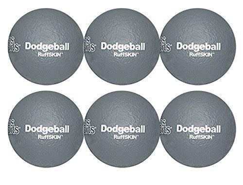 S&S Worldwide Gator Skin Dodgeballs (Set of 6) from S&S Worldwide