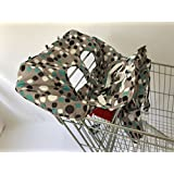 Portable Shopping Cart Cover Protecting Baby From Bacteria...