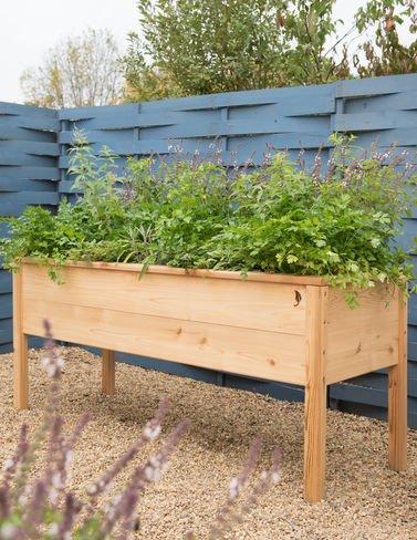 Gardener's Supply Company CedarLast Elevated Planter Box, 28217; x 68217; by Gardener's Supply Company