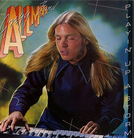 Gregg Allman Band (Playin up a Storm [LP VINYL])