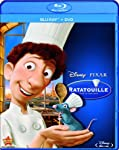 Cover Image for 'Ratatouille (Two-Disc Blu-ray / DVD Combo)'