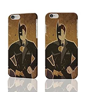 """Batman 3D Rough iphone Plus 6 -5.5 inches Case Skin, fashion design image custom iPhone 6 Plus - 5.5 inches , durable iphone 6 hard 3D case cover for iphone 6 (5.5""""), Case New Design By Codystore"""