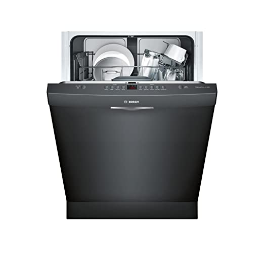 "Amazon.com: Bosch 300 Series shs63vl6uc 24"" Scoop ..."