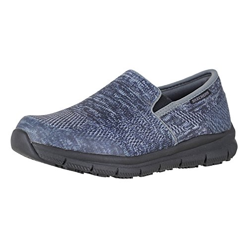 4582e72e60 Skechers for Work Women s Comfort Flex HC Pro SR II Health Care  Professional Shoe