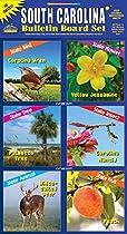 Gallopade Publishing Group South Carolina Bulletin Board Set (9780635011206)