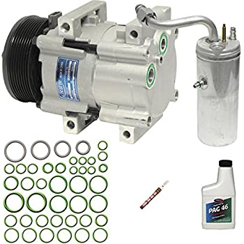Universal Air Conditioner KT 1665 A/C Compressor and Component Kit