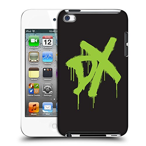 Official WWE DX D-Generation X Hard Back Case for Apple iPod Touch 4G 4th Gen