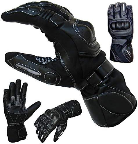 PROANTI Motorhandschoenen met vizierwisser voor de zomer regenhandschoenen