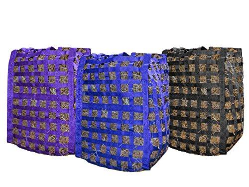derby-originals-natural-grazer-slow-feed-hay-bag-patented-with-warranty-18-x-19-x-26-black