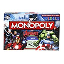 Monopoly: Marvel Avengers Edition Game