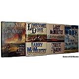 The Lonesome Dove Saga: 4 Book Set - Dead Man's Walk, Comanche Moon, Lonesome Dove, Streets of Laredo