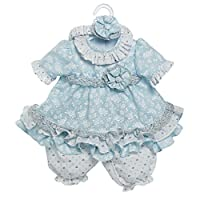 "Adora Toddler Time Baby Blues 20 ""Play Outfit Outfit"