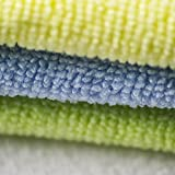 AMMEX Microfiber Towel - Fast Absorbing, Soft and