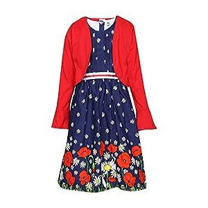 612 League Girls' Knee-Long Dress