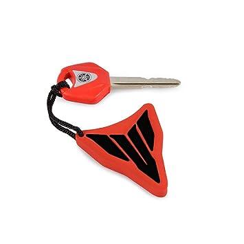 Yamaha MT Llave Cover - Llavero, rojo/negro, racefoxx ...