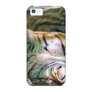 FCKLocation SOz10256fxdX Case Cover Skin For Iphone 5c (india Tiger)