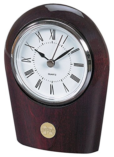 - NCAA Mississippi State Bulldogs Adult Palm Clock, One Size, Silver