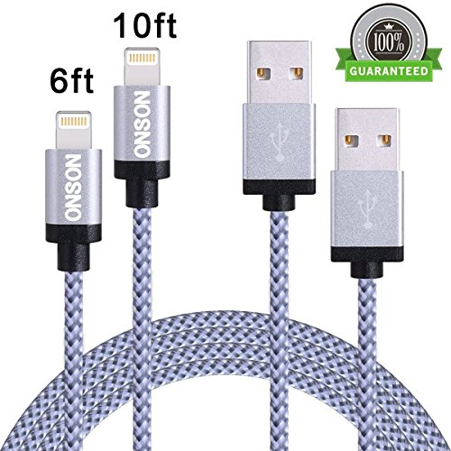 onson-iphone-cable2pack-6ft-10ft-extra-long-nylon-braided-lightning-to-usb-charging-cable-charger-co