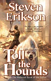Erikson book of the fallen