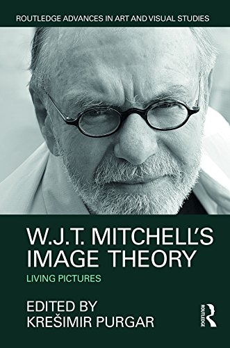 W.J.T. Mitchell's Image Theory: Living Pictures (Routledge Advances in Art and Visual Studies) (English Edition)