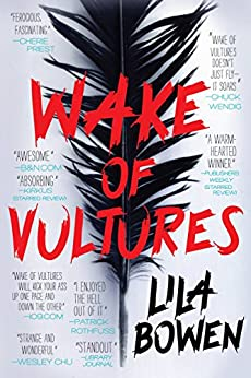 Wake of Vultures (The Shadow Book 1) by [Bowen, Lila]