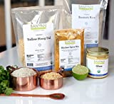 Banyan Botanicals Kitchari Kit - Basic supplies to make kitchari