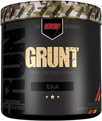 Grunt – EAAs Blood Orange – 30 Servings