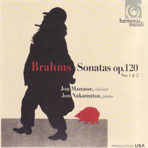 (Brahms: Clarinet Sonatas Nos. 1 & 2, Op. 120)