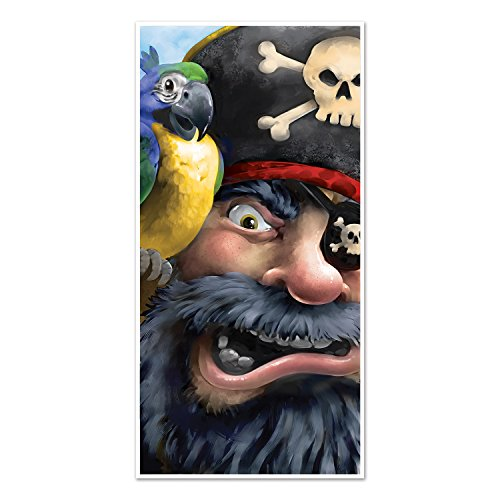 Beistle Pirate 30 Inch 5 Feet Multicolor product image