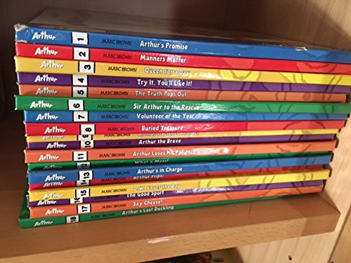 Arthur's Family Values (18 Volume Set) pdf epub