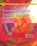 img - for Dimensions of Social Welfare Policy (8th Edition) (Connecting Core Competencies) book / textbook / text book