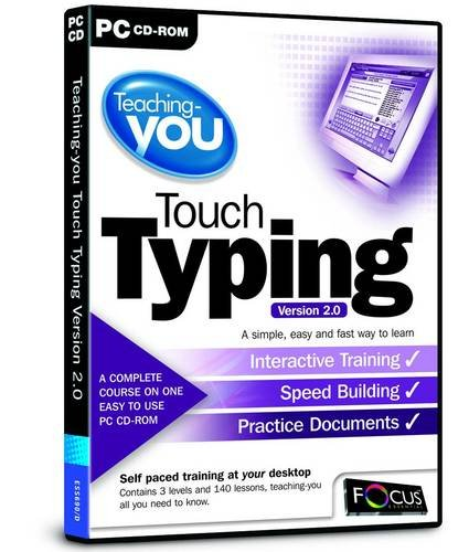 Teaching-you Touch Typing Version 2.0 (ESS690) pdf