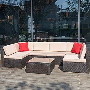 51s47SymtAL._SS300_ Wicker Sofa Sets & Rattan Sofa Sets