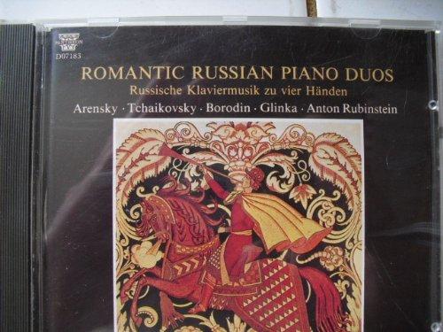 - Romantic Russian Piano Duos