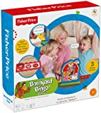 Fisher-Price Barnyard Bingo Game