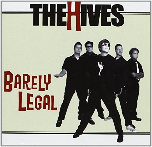 Vinilo : Hives - Barely Legal (United Kingdom - Import)
