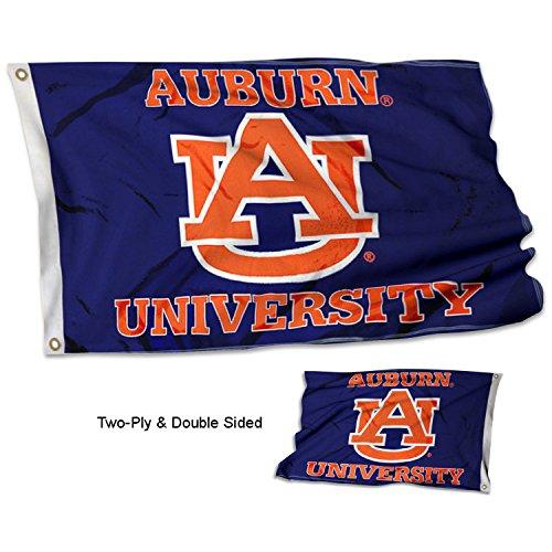 nners Co. Auburn Tigers Double Sided Flag ()