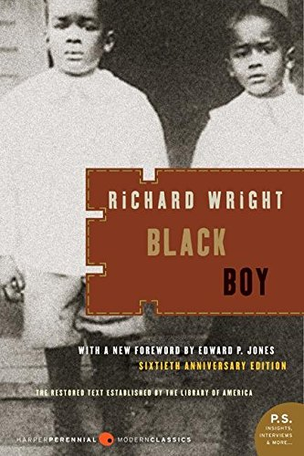 Books : Black Boy: A Record of Childhood and Youth