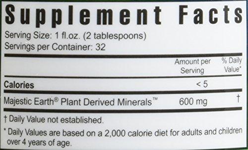 Multi-Mineral Complex youngevity plant derived minerals 32fl.oz