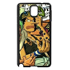 Stylish One Piece Design Samsung Galaxy Note 3 Cell Phone Case Funda negro 147