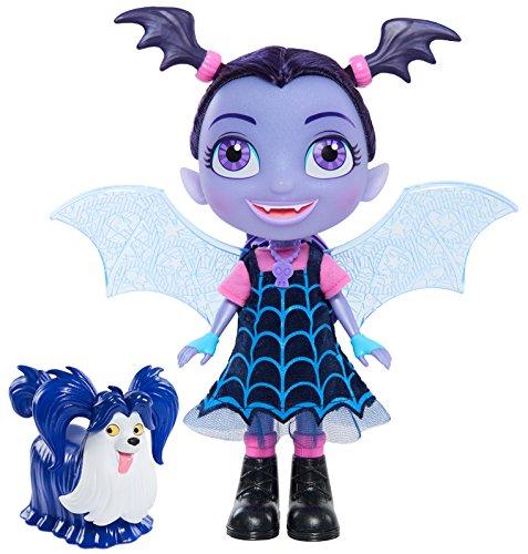 Galleon   Vampirina Bat Tastic Talking U0026 Wolfie Dolls