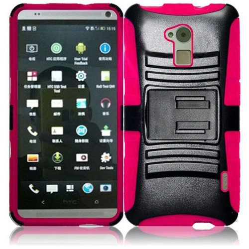 htc-one-max-t6-at-t-sprint-t-mobile-verizon-lf-4-in-1-bundle-hybrid-armor-stand-case-with-holster-an