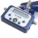 Digital Satellite Signal Finder Meter Dishnetwork Directv Dish Compass Sensitive